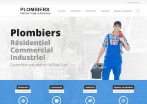 Plombier Rive-Sud et entreprise de plomberie