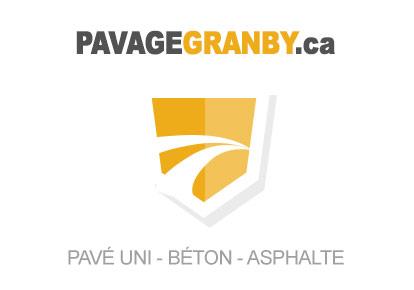 Pavage à Granby pour asphalte - pavé uni et béton